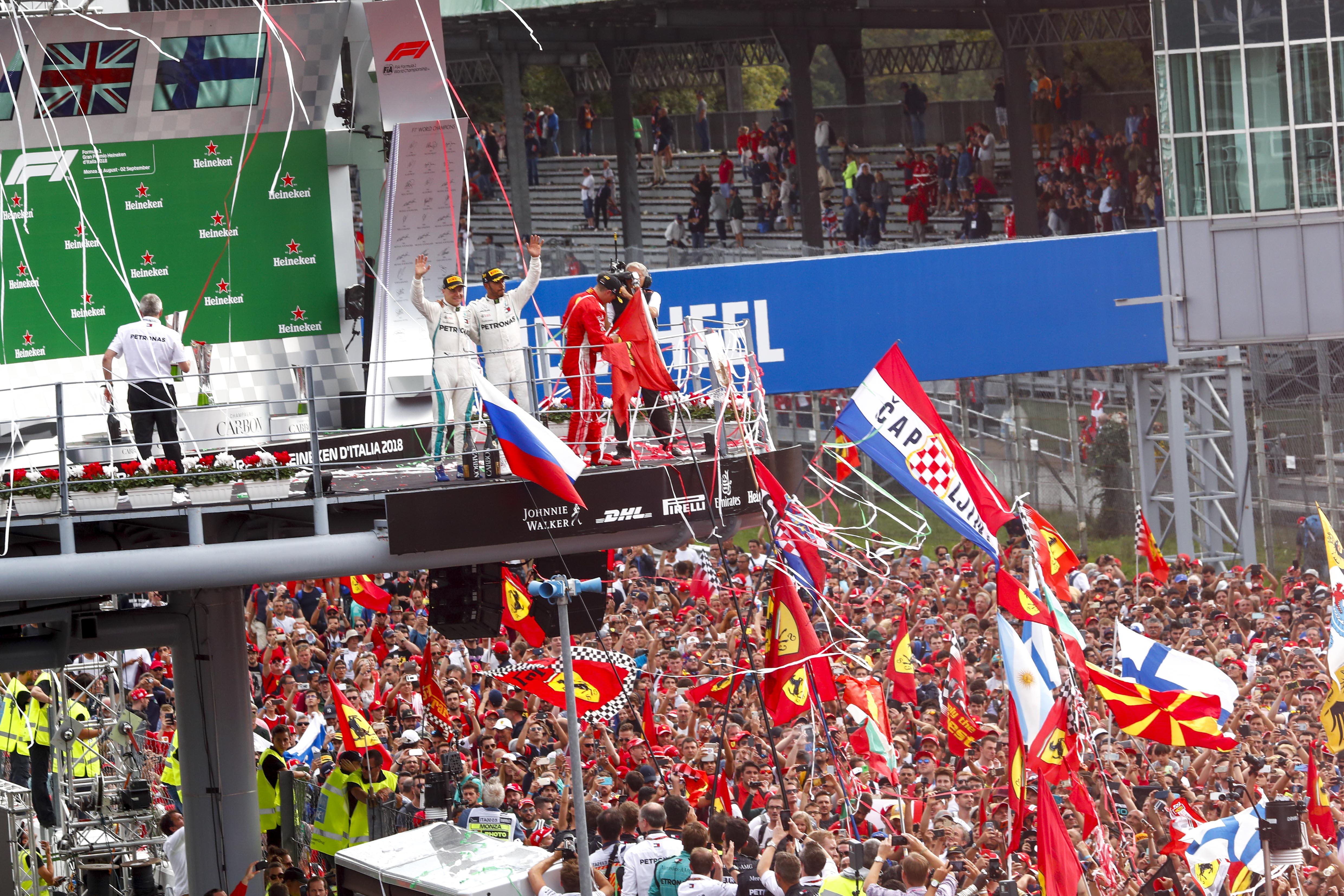 GP Itálie 2020