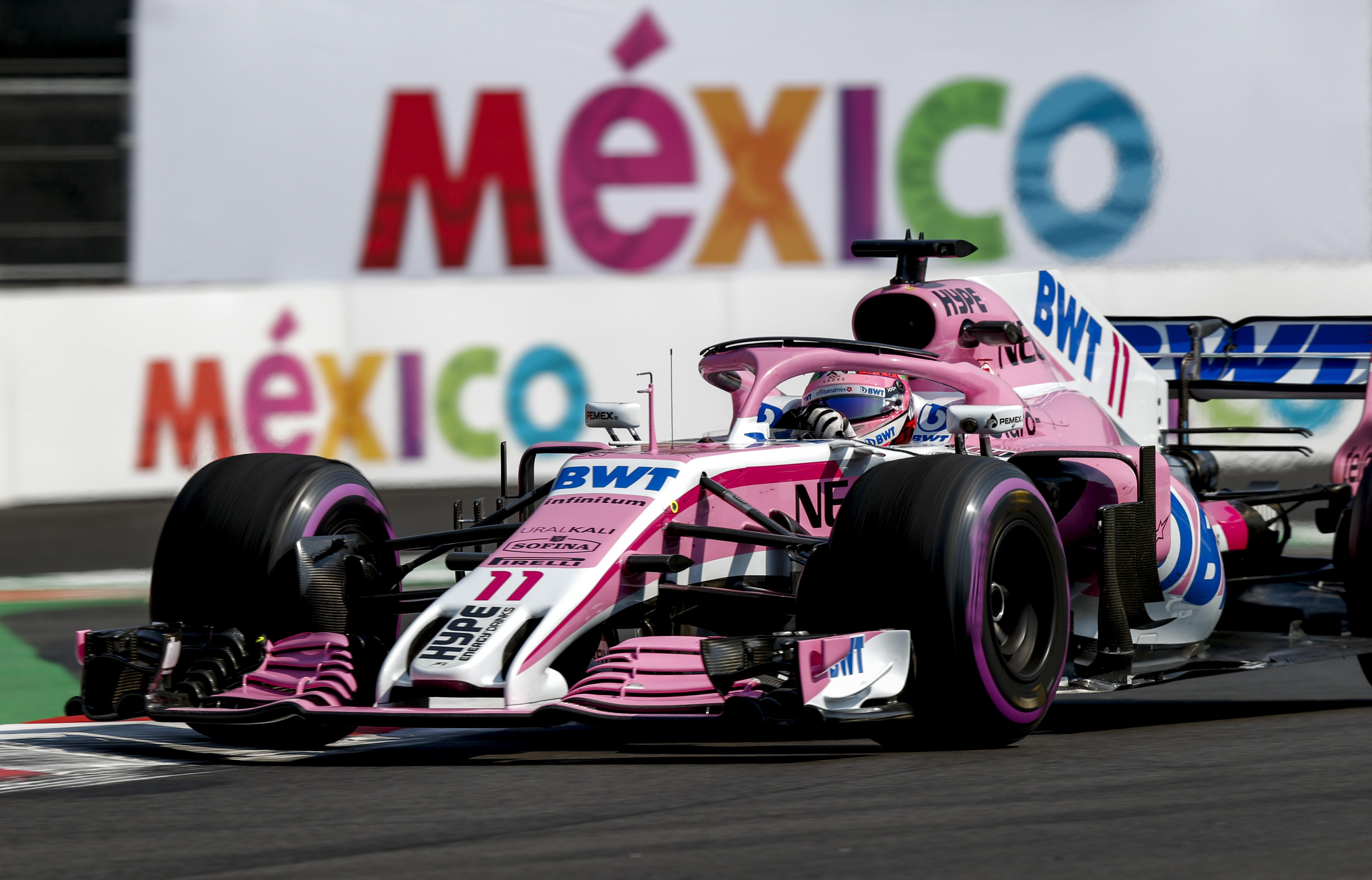 GP Mexika 2021 – vyprodáno