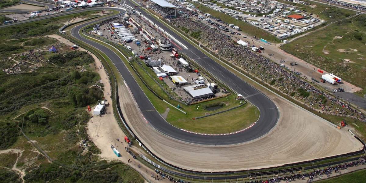 GP Nizozemska 2021 – v prodeji