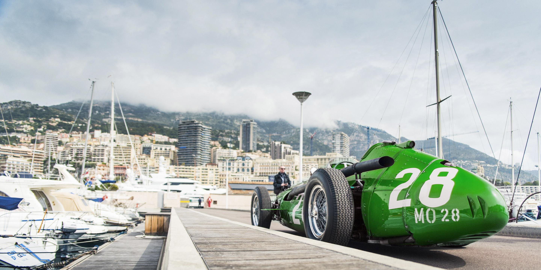 Formule 1 GP Monaco Historique