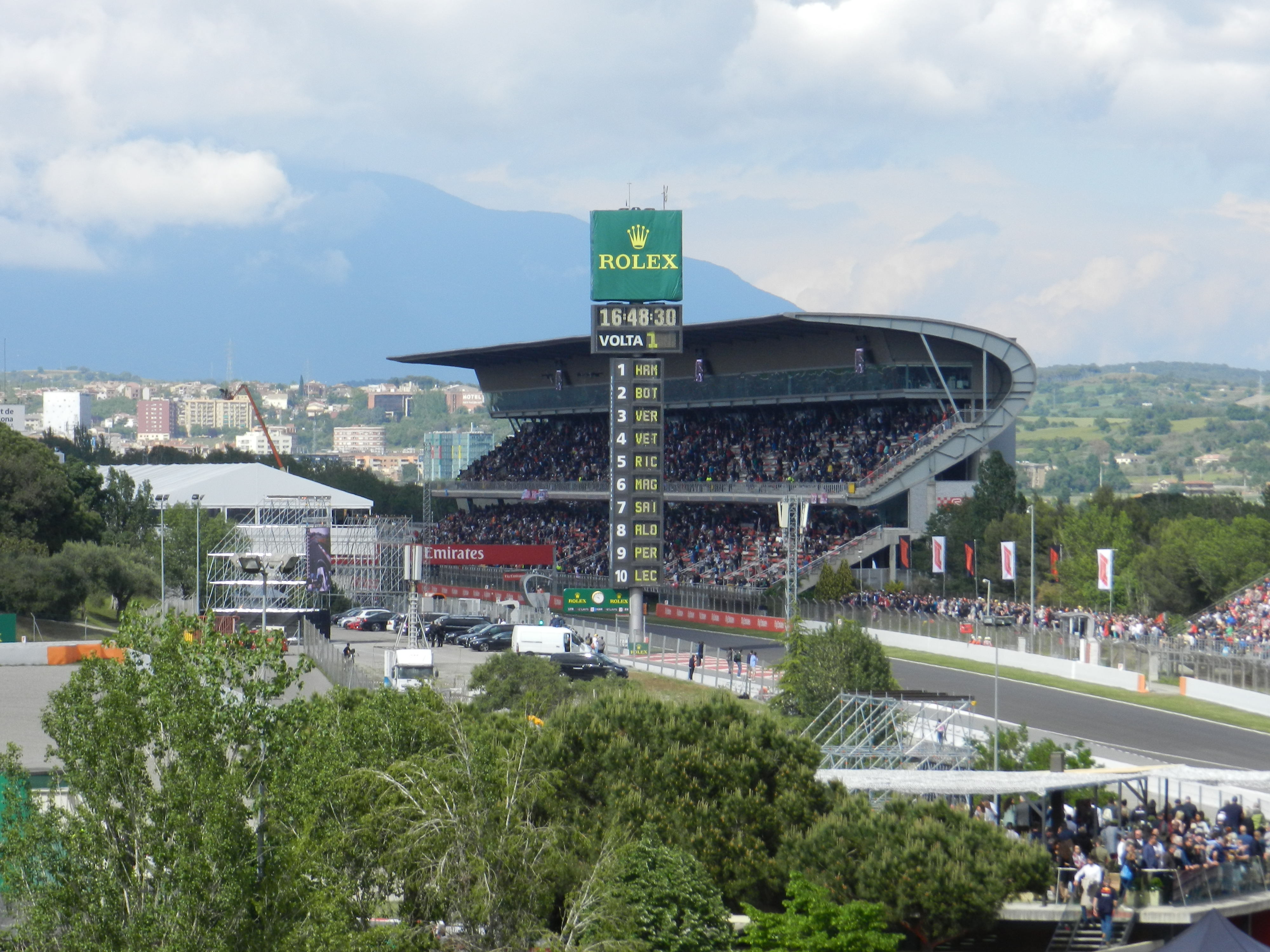 GP Španělska 2021 – v prodeji