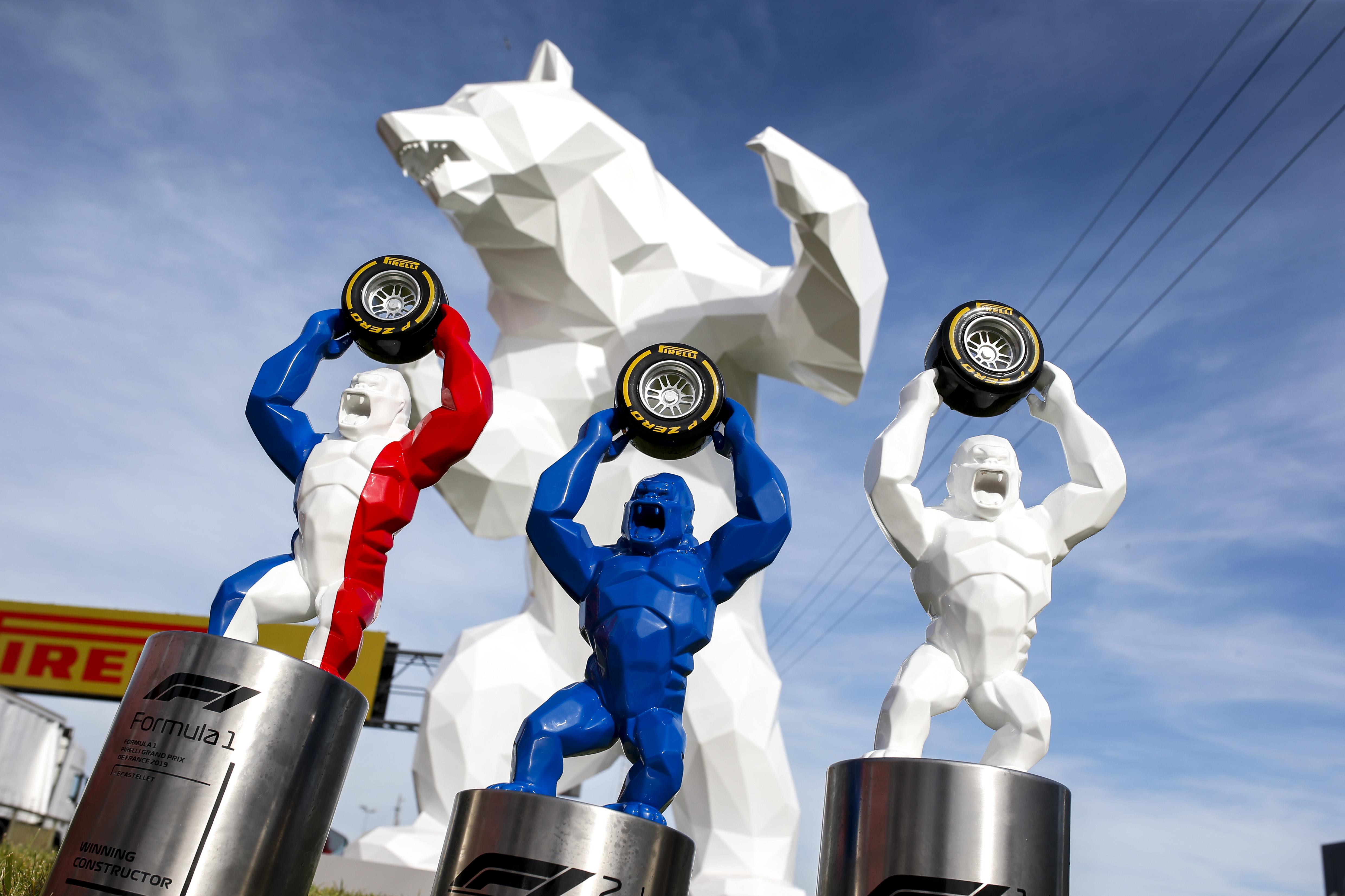 GP Francie 2021 – v prodeji