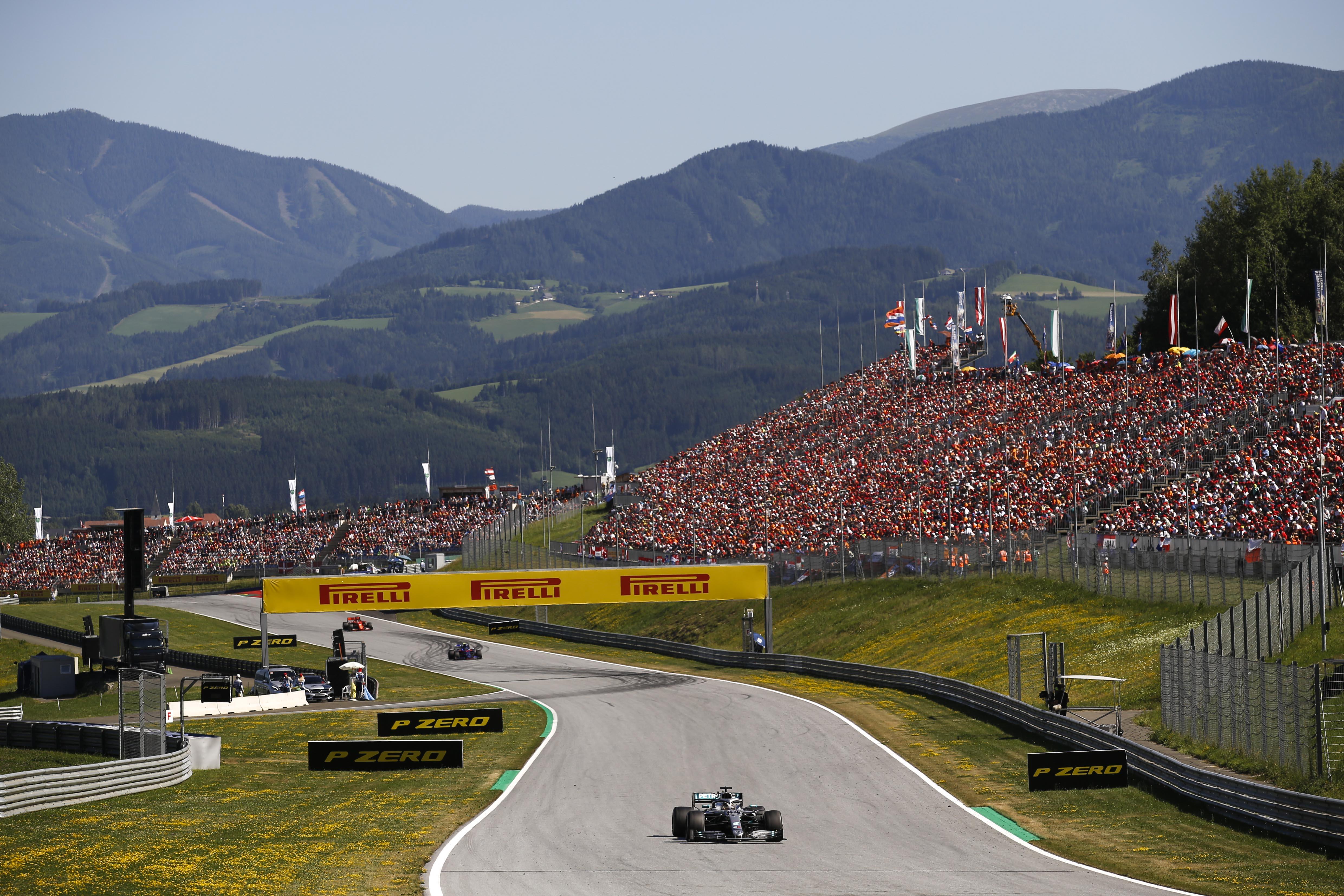 GP Rakouska 2021 – v prodeji